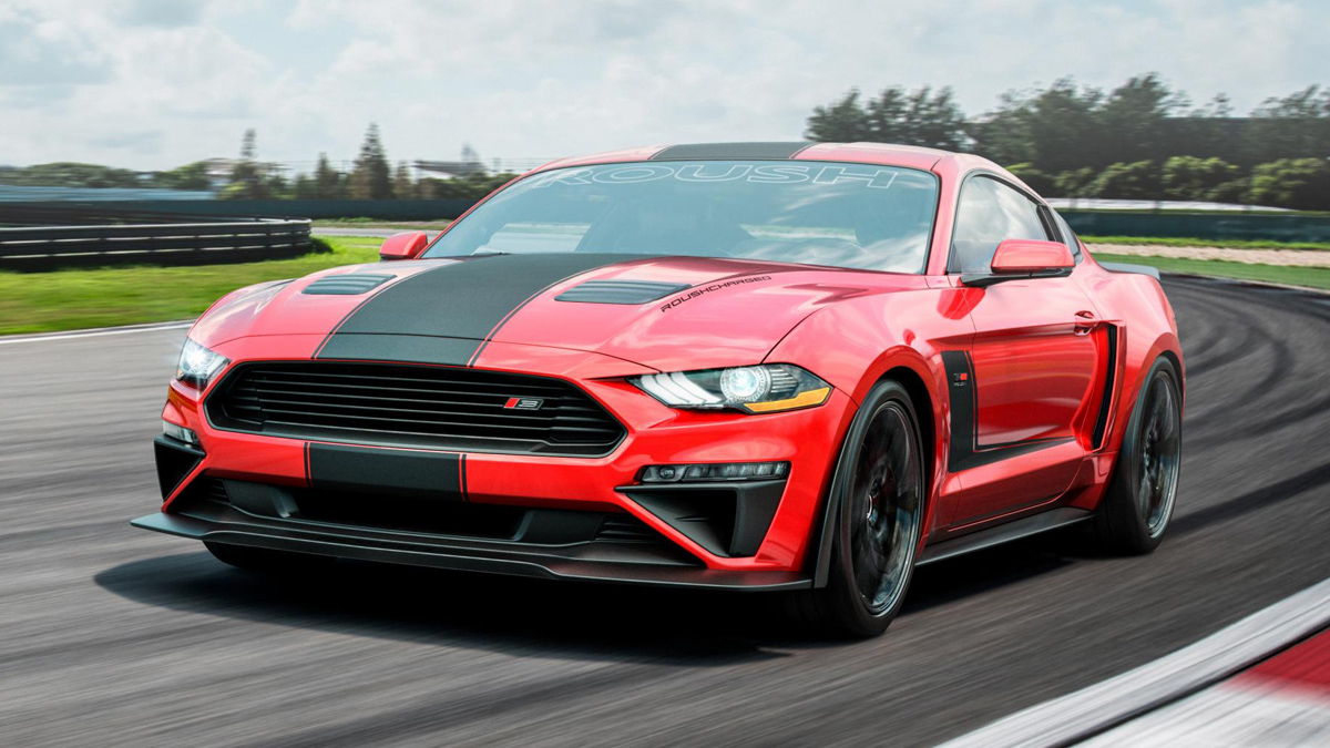 Ford mustang roush 2018 specs prices features