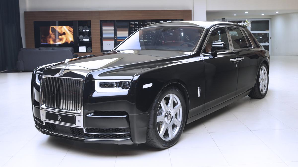 Rolls Royce Phantom 2018 Specs Prices Features