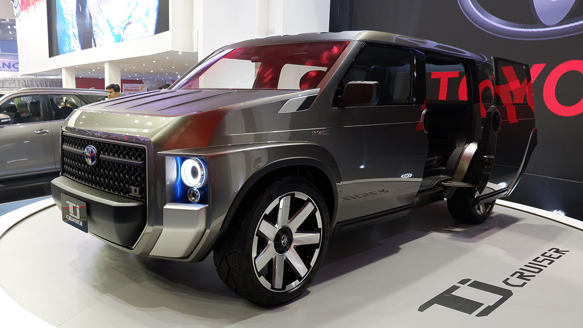 a6ee0d40210128 PIMS 2018  Toyota PH puts the TJ Cruiser on display