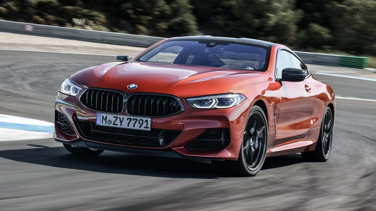 2018 Bmw 8 Series M850i Review Price Photos Features Specs