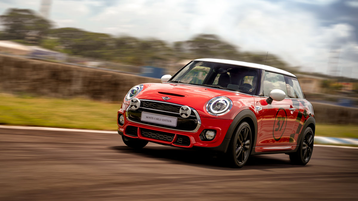 2018 Mini Cooper S Monte Carlo Edition Review Price Photos