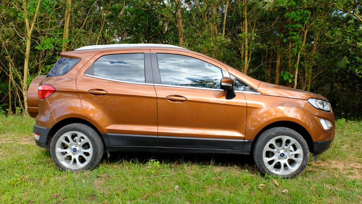 2018 Ford Ecosport Review Video