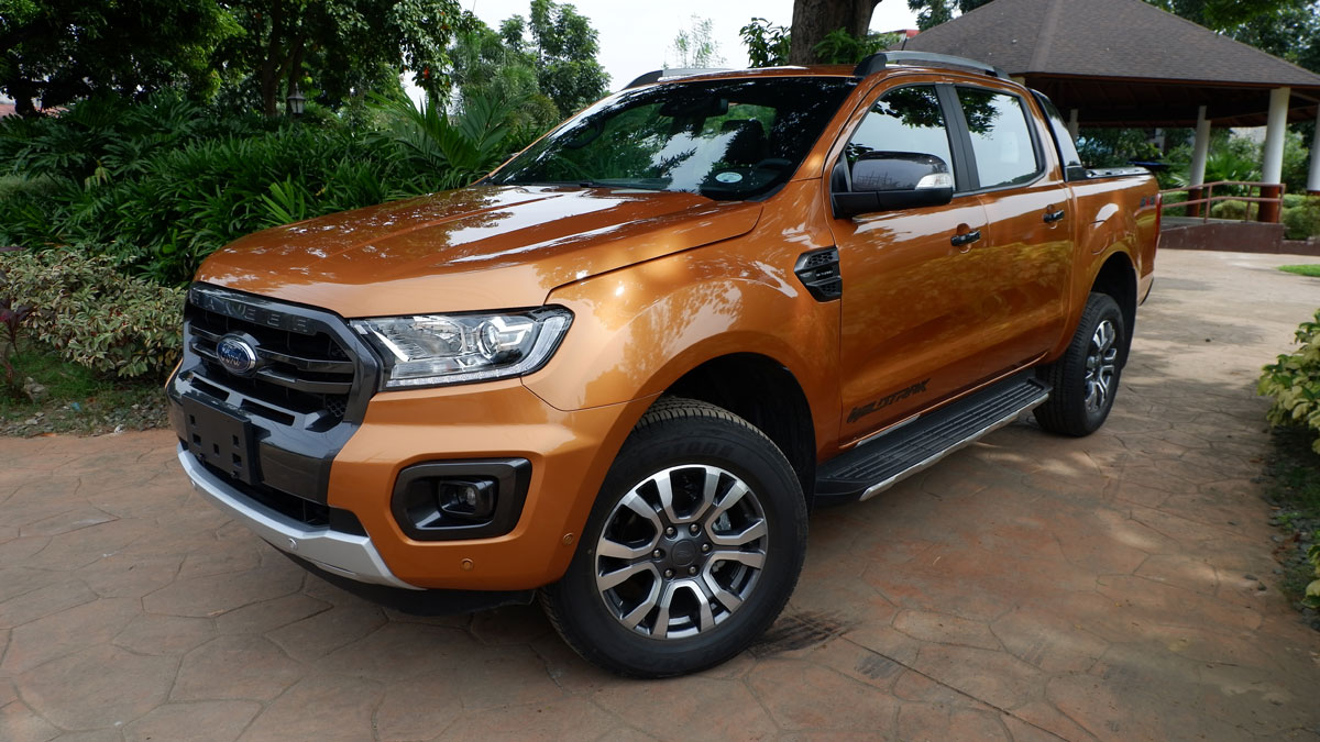 2018 Ford Ranger Bi Turbo Wildtrak 4x4 At Review Price Photos Features Specs