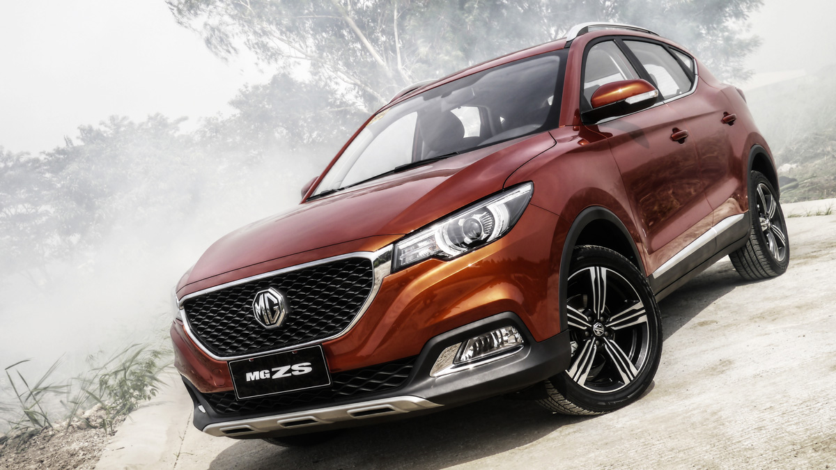 Mg Zs 15 Alpha At Price Specs Review Photos
