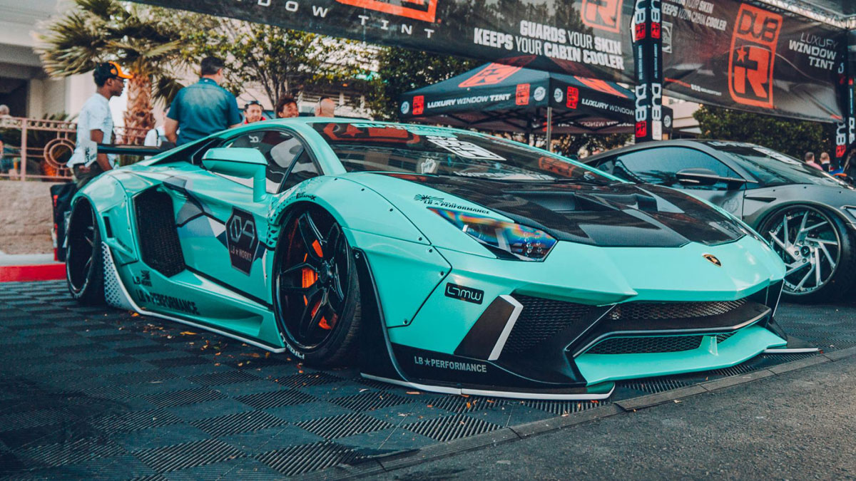 The Best And Weirdest Cars From Sema 2018