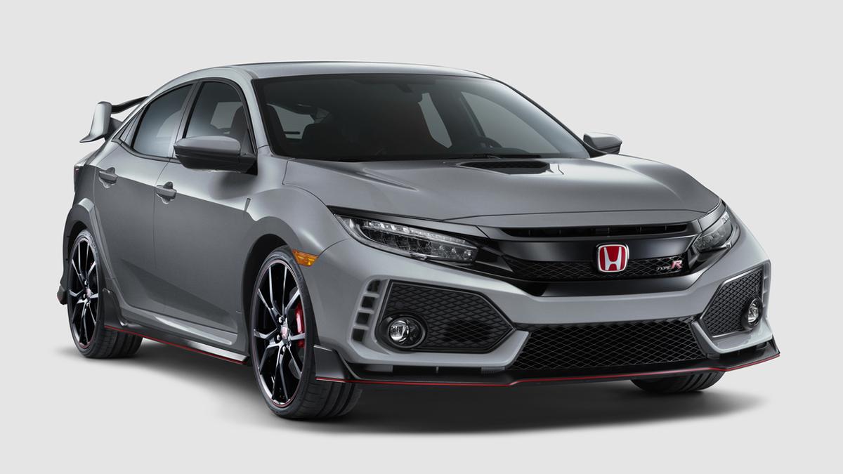 2019 Honda Civic Type R 2019: Price: Photos, Features, Specs