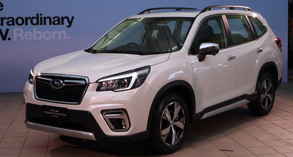 2019 Subaru Forester Price Photos Features Specs