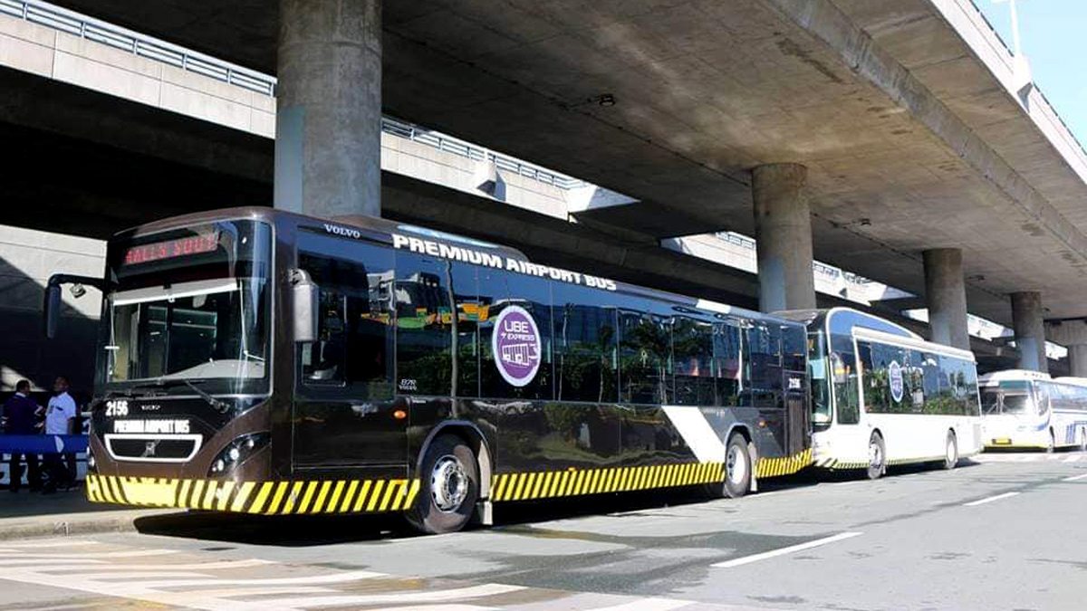 A handful of new P2P bus routes from NAIA are now available