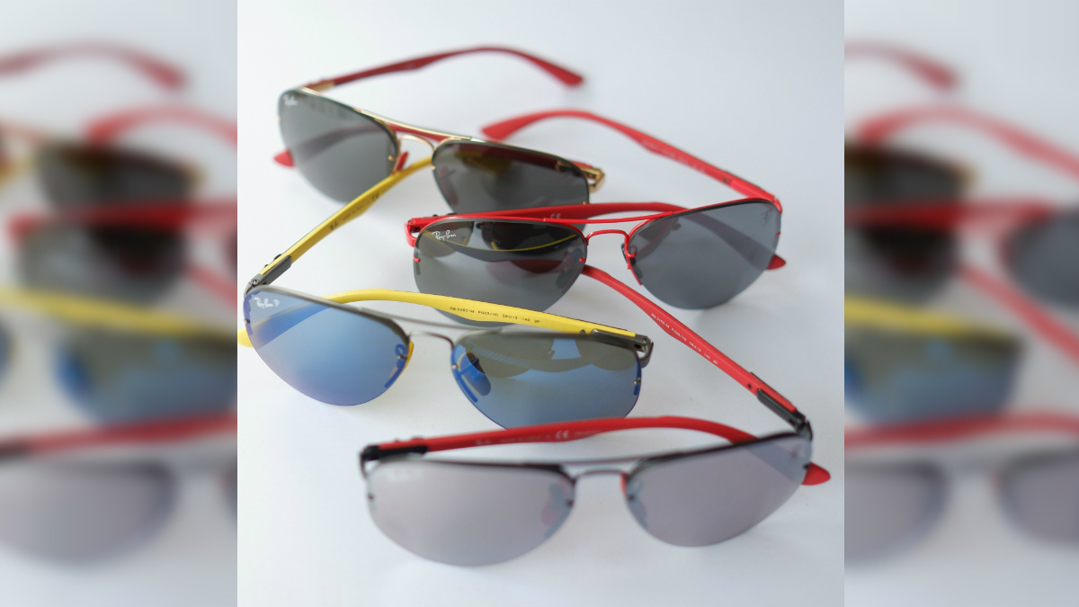e5ec499e84 Ferrari and Ray-Ban release the Scuderia Ferrari Collection
