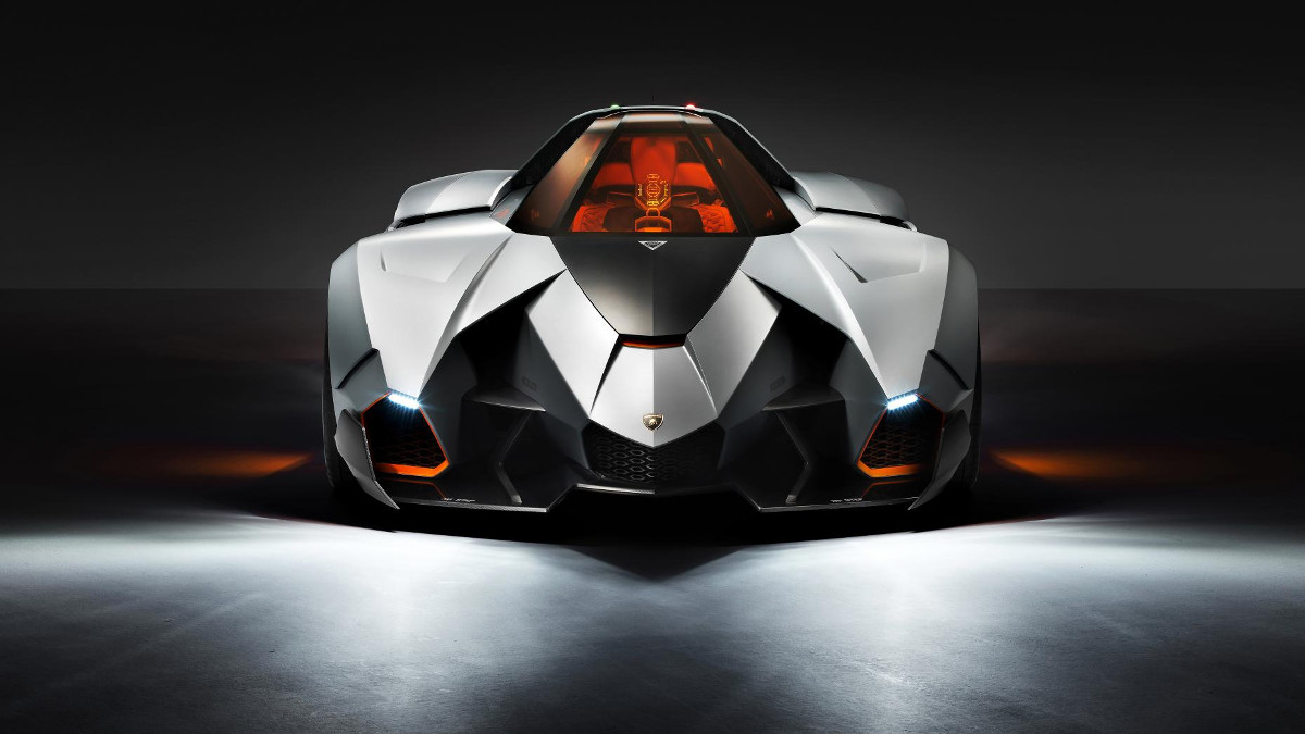 Gallery The Wildest Lamborghinis To See The Light Of Day