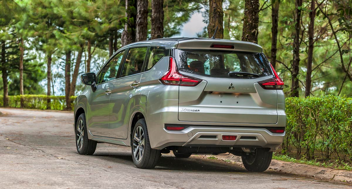 2019 Mitsubishi Xpander: Price, Specs, Features