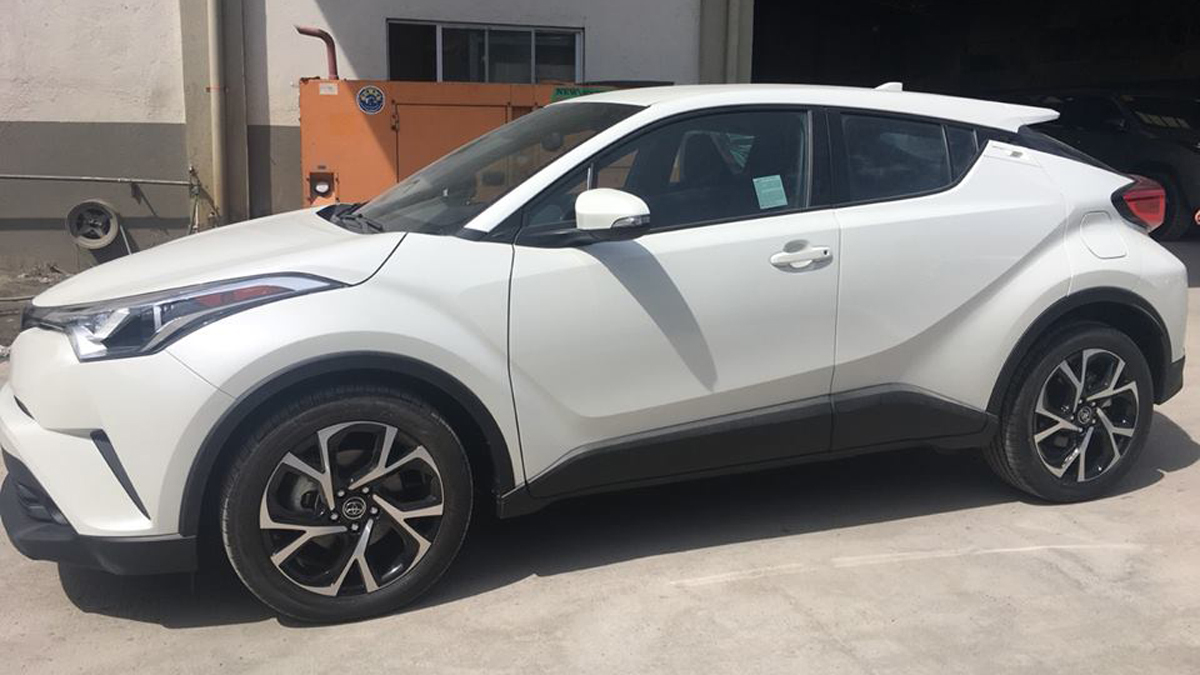 Toyota Chr Philippines >> 2018 Toyota C Hr Specs Prices Features