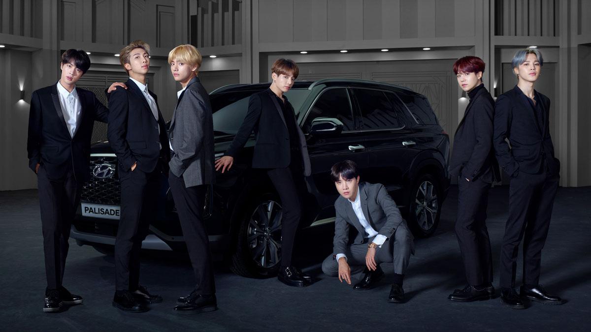 Hyundai Palisade Features Specs Bts