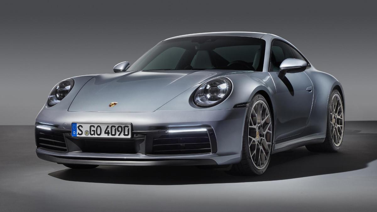 Gallery The All New Porsche 911 S Toughest Rivals