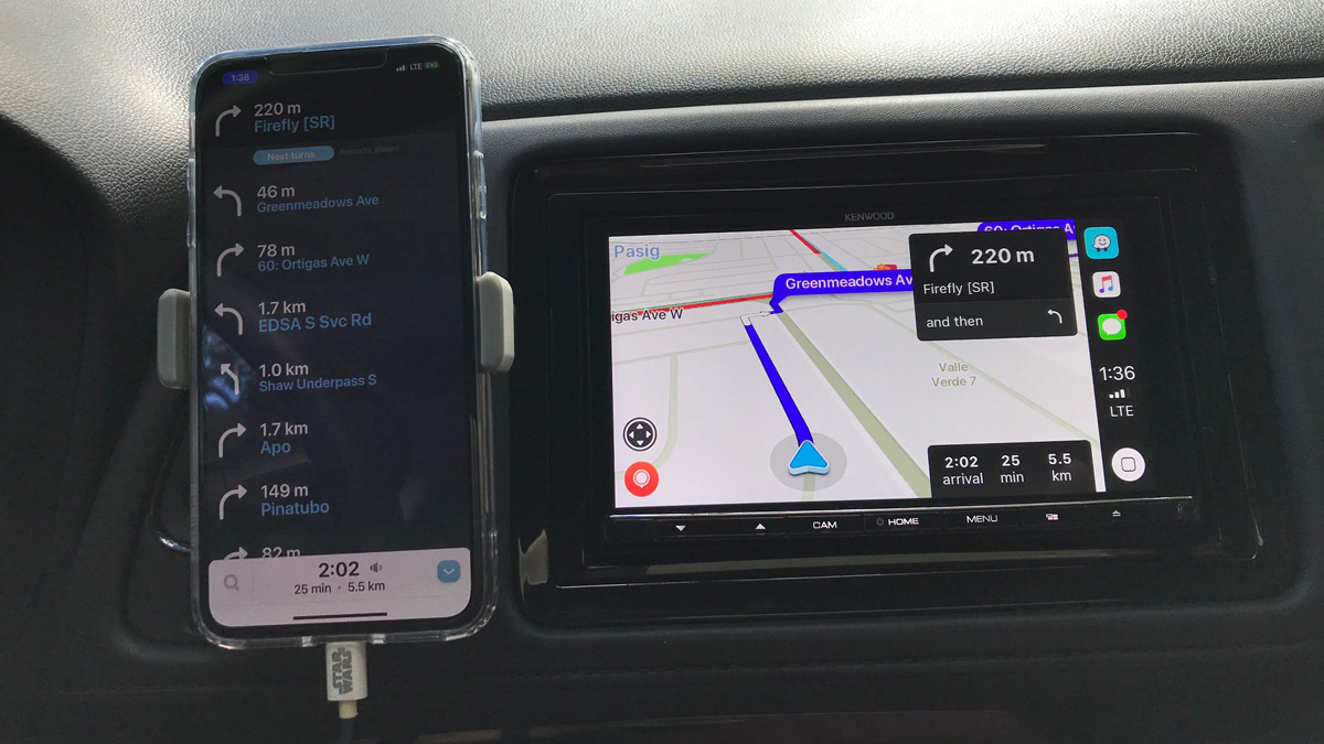 Waze For Apple Carplay 2018