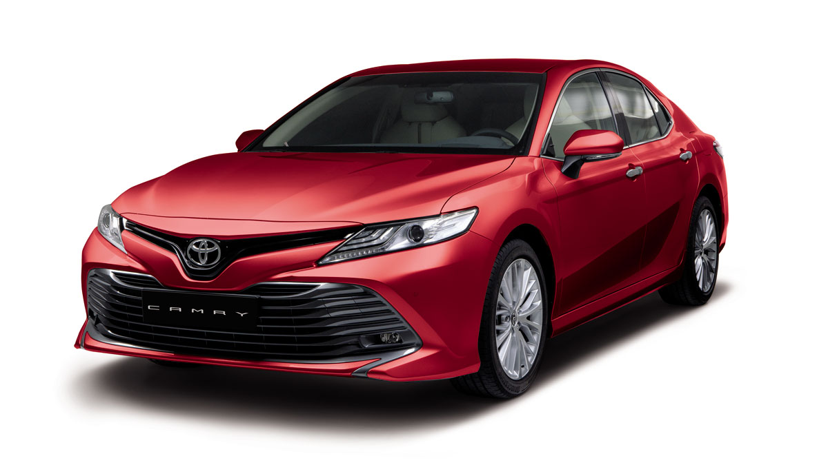 This Is How Much The All New Toyota Camry Will Cost