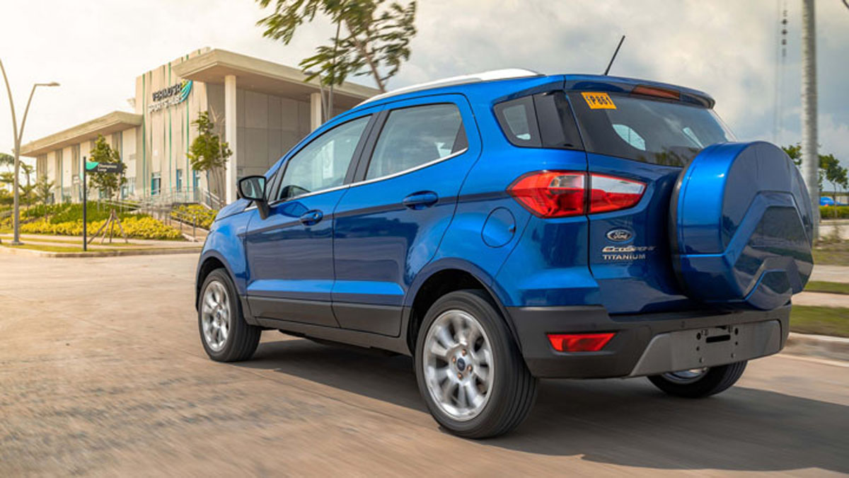 Does The 2019 Ford Ecosport Still Feel Underpowered