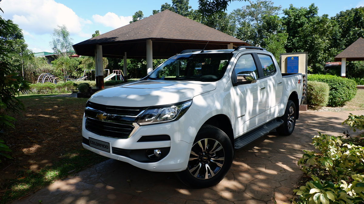 2019 Chevrolet Colorado 2 8 Ltz 4x4 At Review Price Photos Features Specs