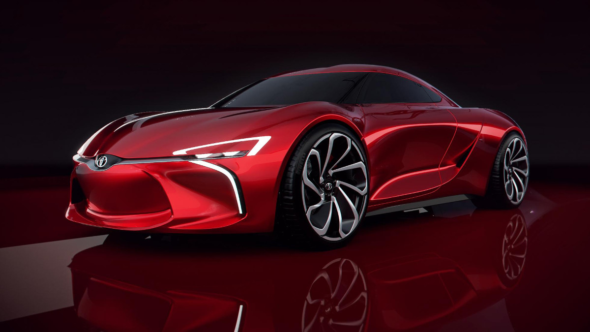 This Is What A New Age Toyota Mr2 Could Look Like