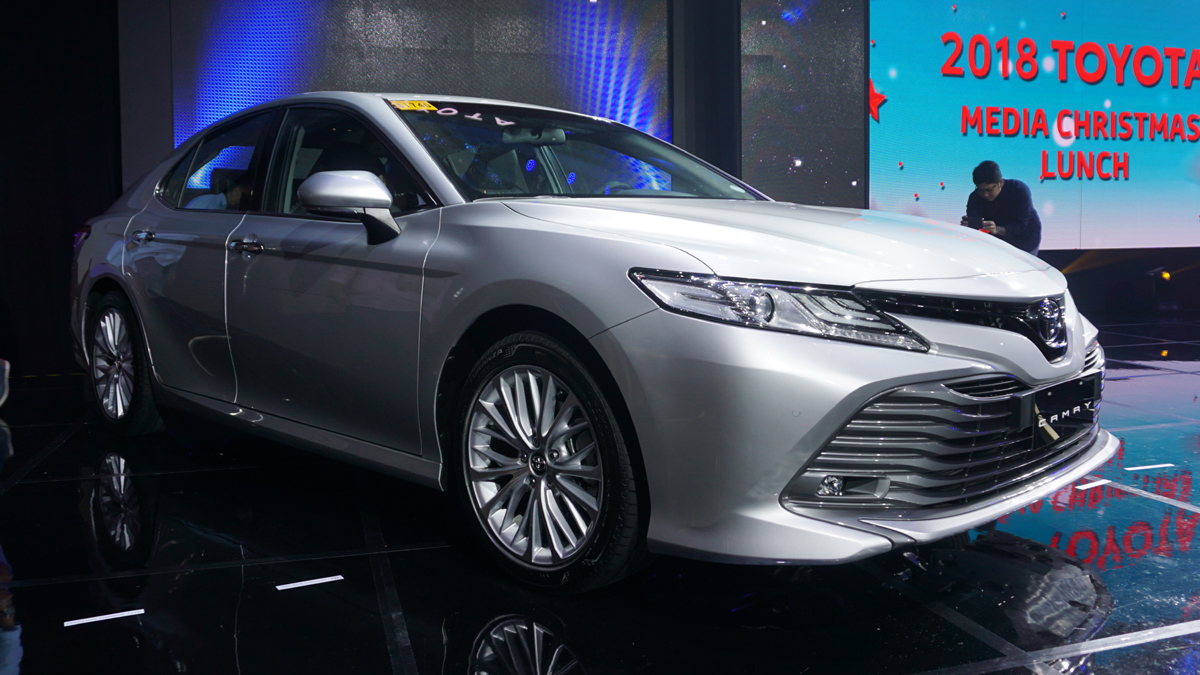 Gallery 2019 Toyota Camry Ph Launch