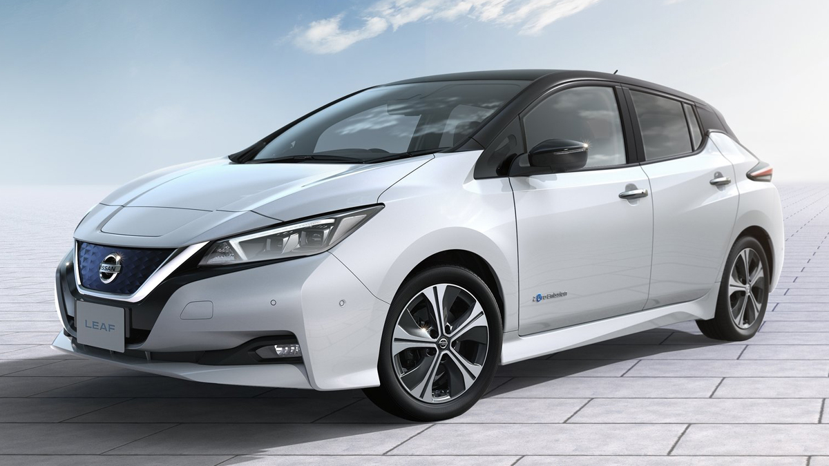 Nissan hopes to produce over 4 million EVs by 4