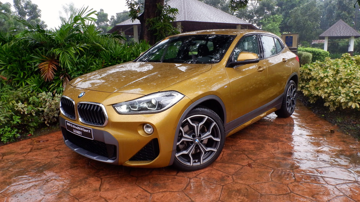 2019 Bmw X2 Xdrive20d M Sport X Review Price Photos Features Specs