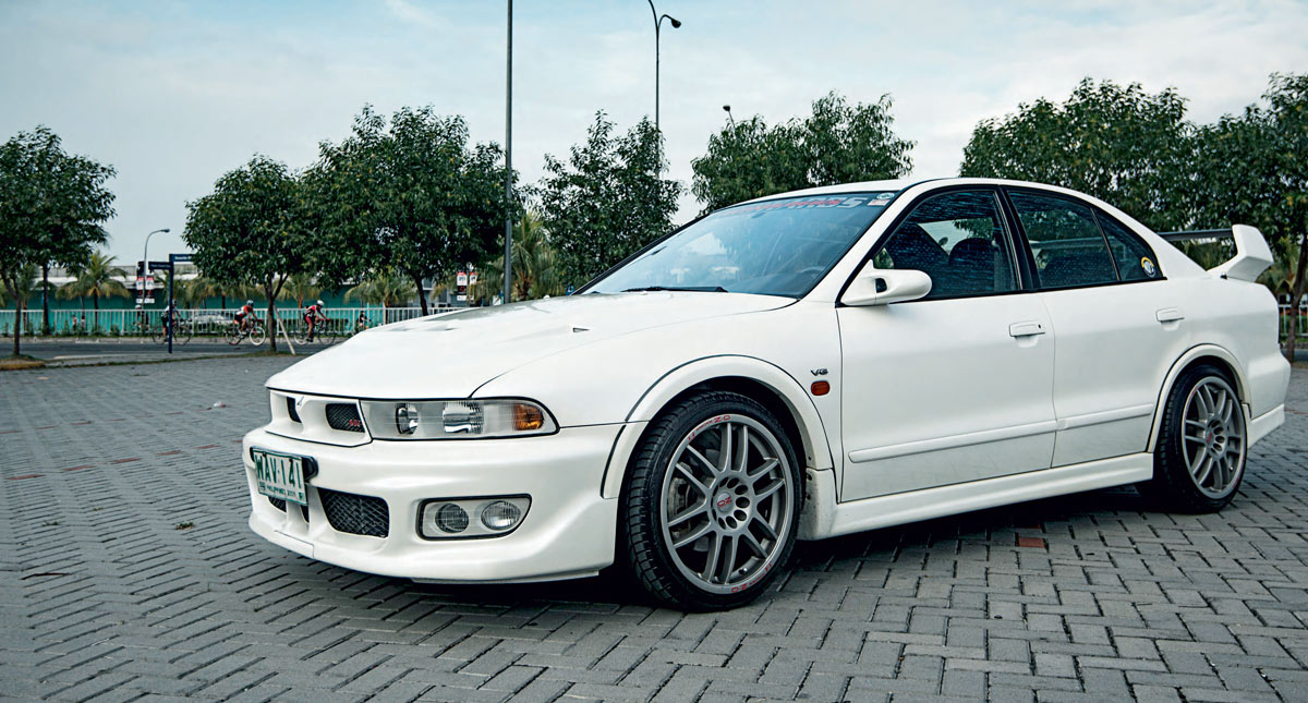 ryan yllana s mitsubishi galant project car top gear philippines