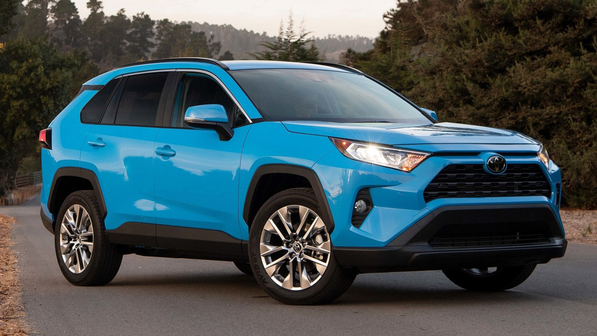 Toyota Company Latest Models >> All-new Toyota RAV4 to be launched in PH in February 2019