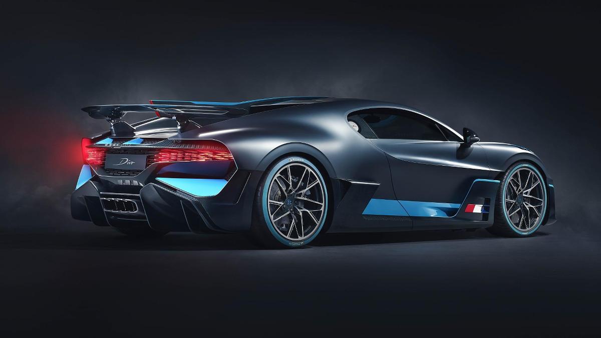 Bugatti boss: An SUV will not do 'justice' to the Bugatti brand