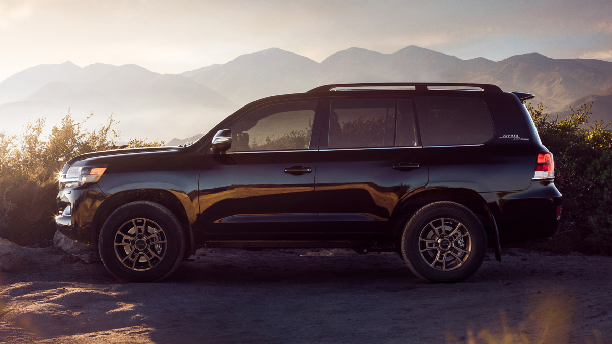 2020 Toyota Land Cruiser Heritage Edition: Specs, Features