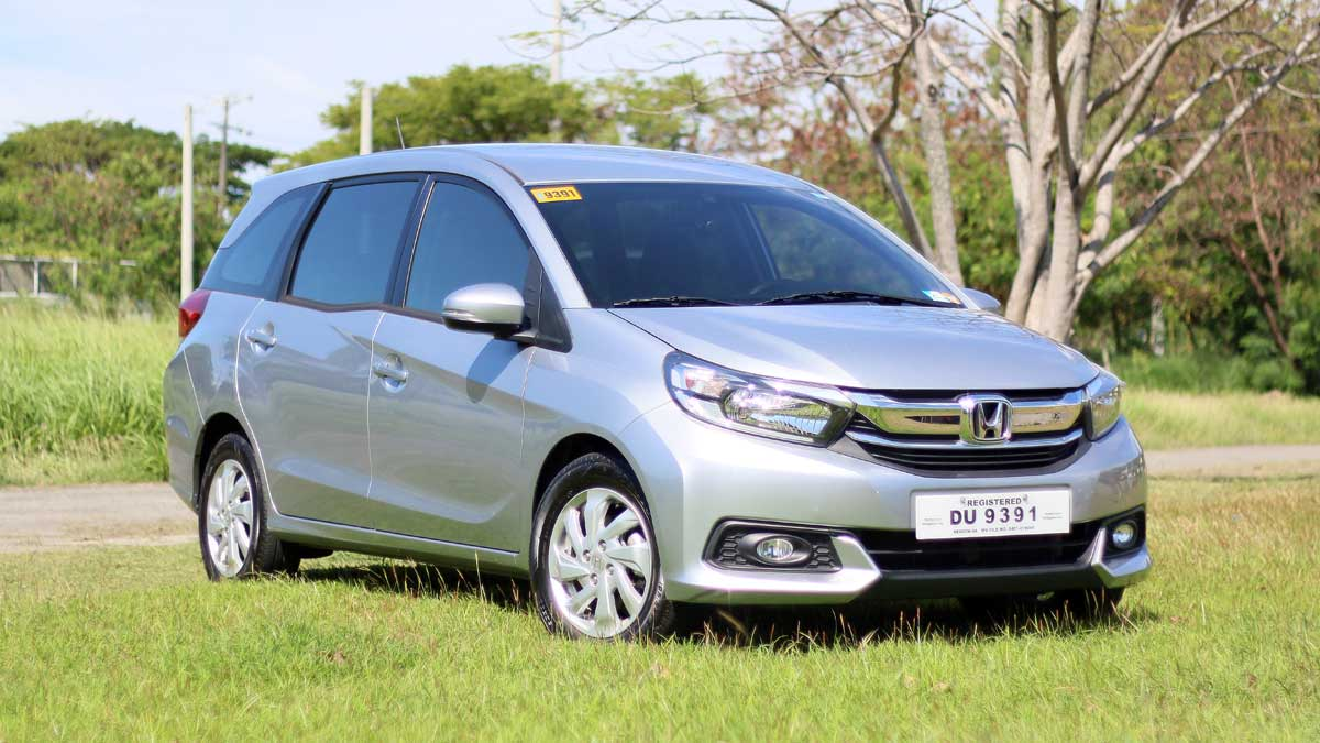2019 Honda Mobilio Specs Features Review