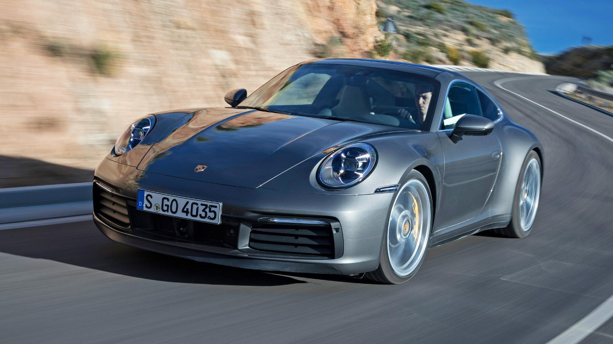 How Much Better Is The All New Porsche 911 Versus Old Model