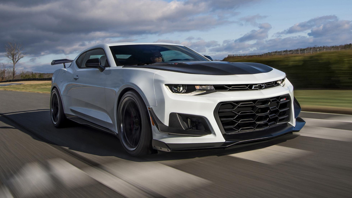 Chevrolet Latest Models >> The 2019 Chevrolet Camaro Zl1 1le Gets A New 10 Speed Automatic