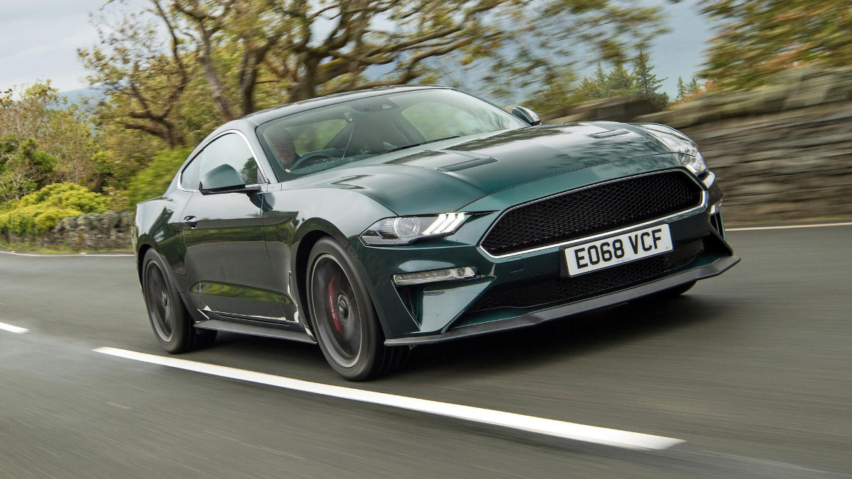 2019 Ford Mustang Bullitt: Review, Price, Photos, Features ...