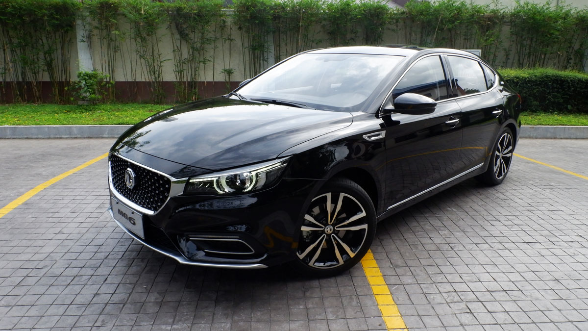 2019 MG 6 1 5T 7TST Trophy: Review, Price, Photos, Features
