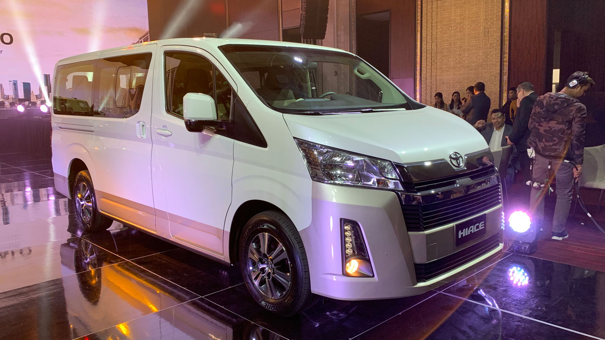 Toyota Hiace 2019 Specs Prices Features