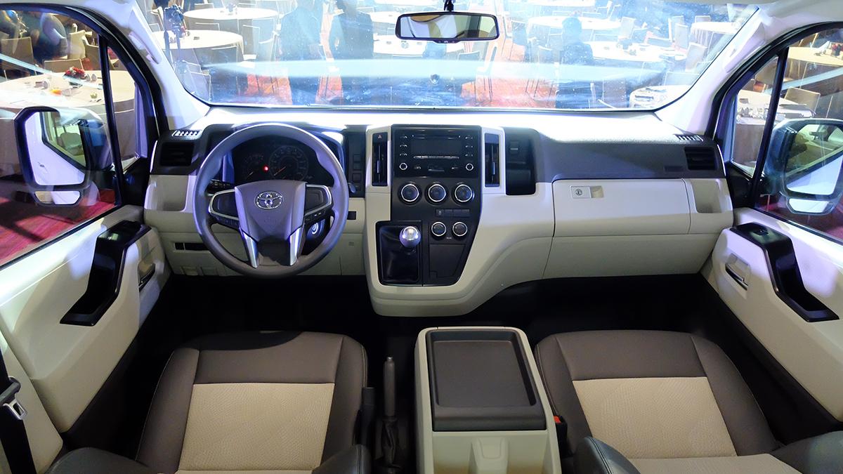 Toyota Hiace Gl Grandia Grandia Tourer 2019 Specs Prices Features