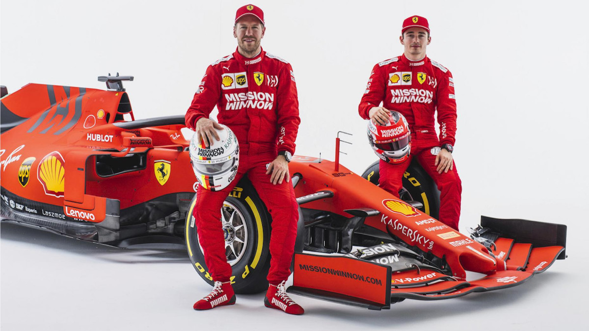 Formula 1 2019 7 Rivalries To Watch For