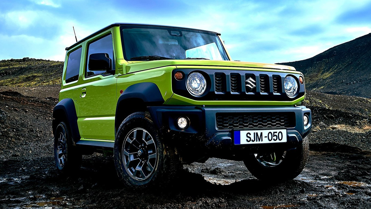 2019 Suzuki Jimny: News, Design, Release >> Suzuki Jimny 2019 Specs Prices Features