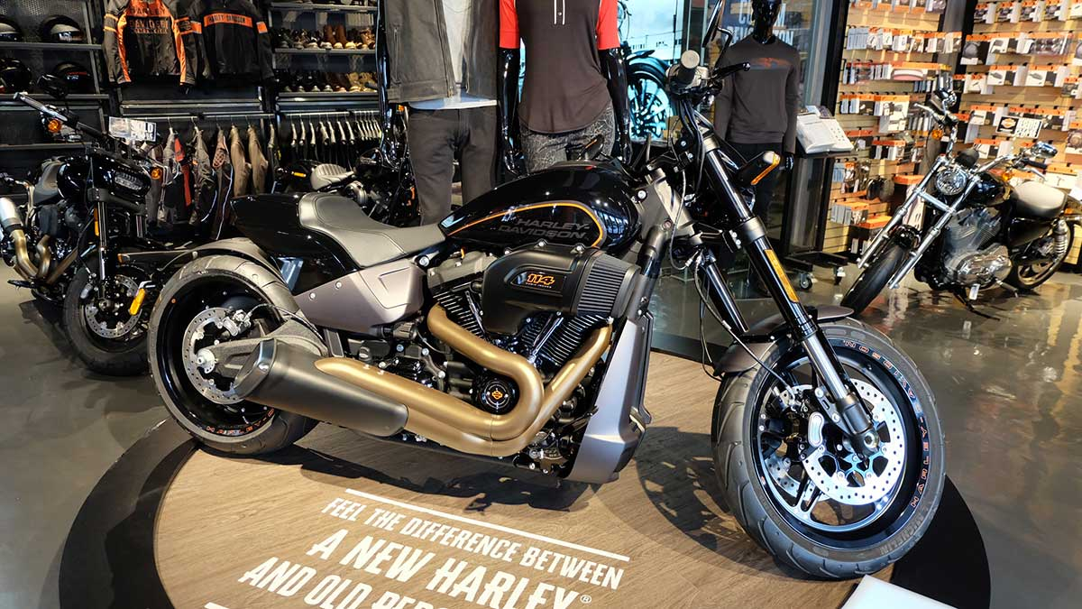 2019 Harley-Davidson FXDR 114: Specs, Features, Price