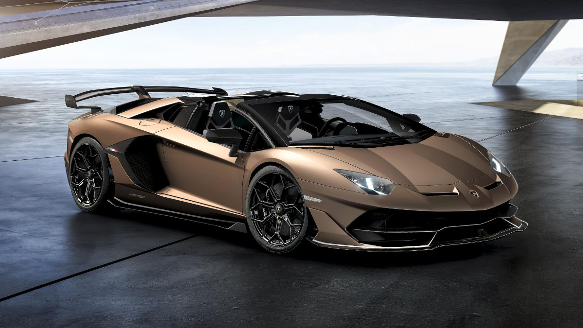 Lamborghini Aventador Svj Roadster Specs Price Photos