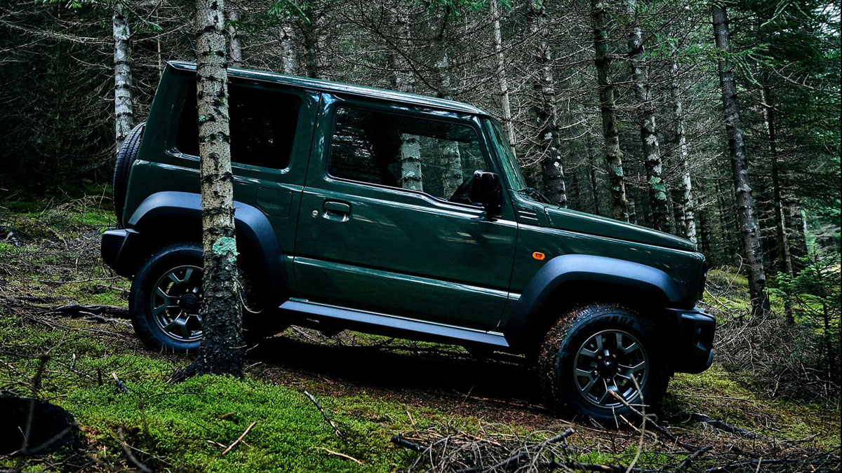 2019 Suzuki Jimny Official Ph Prices Specs Features