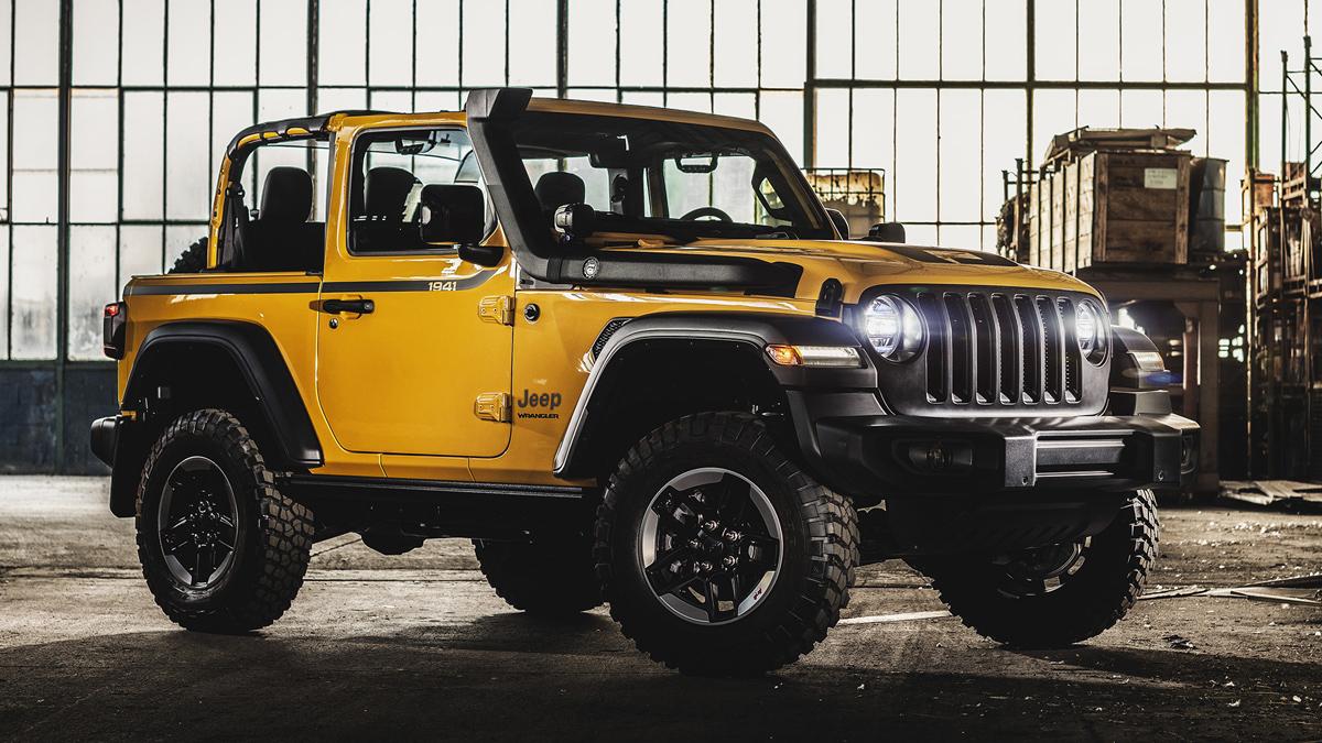 Jeep Wrangler 2019 Specs Prices Features