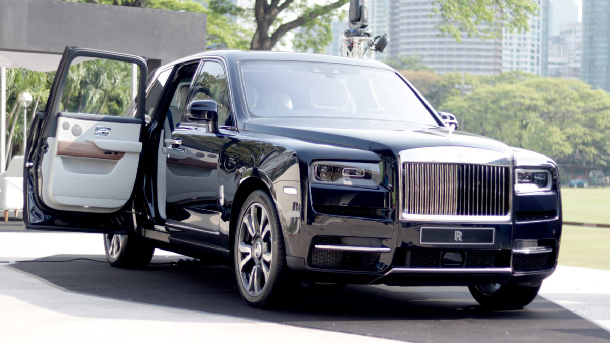 2019 Rolls-Royce Cullinan PH Launch: Specs, Prices, Features