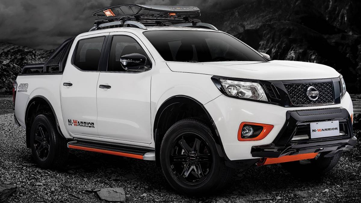 nissan ph releases n warrior accessory package for navara. Black Bedroom Furniture Sets. Home Design Ideas