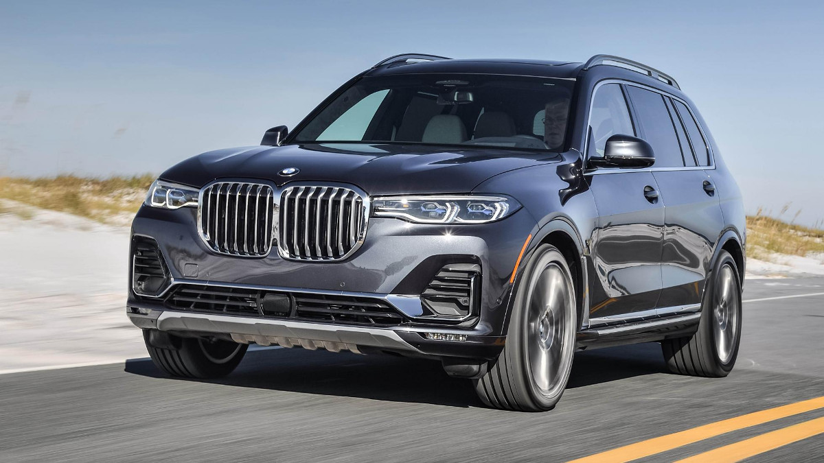 Top Gear Reviews The 2019 Bmw X7