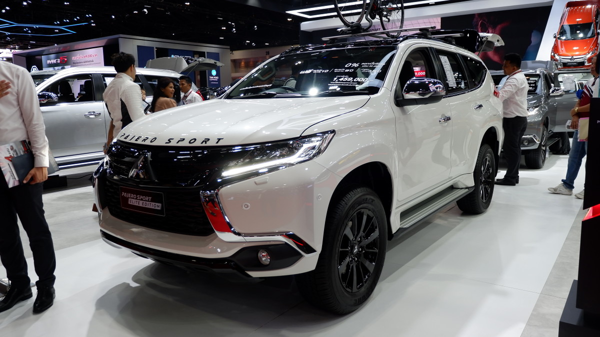 2019 Mitsubishi Montero Sport USA Release Date, Specs, Price >> 2019 Mitsubishi Pajero Sport Elite Edition Price Photos Features