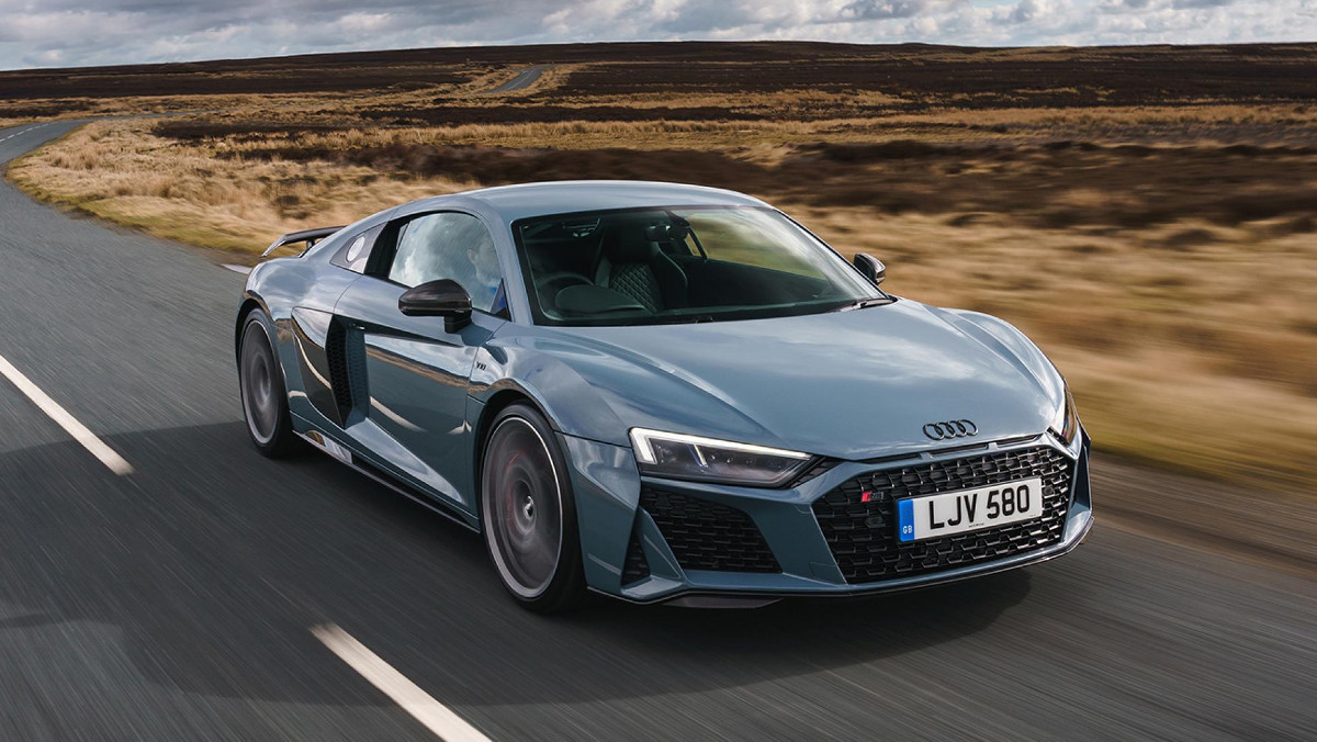 2019 Audi R8 V10 Performance Review Price Photos Features Specs