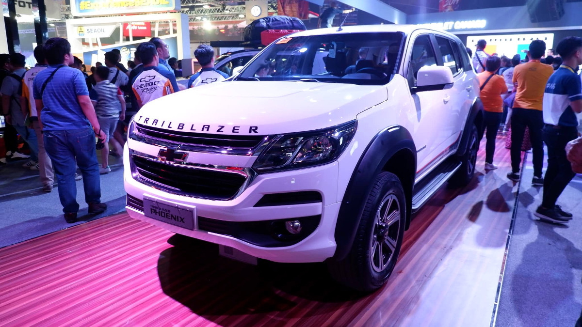 2019 Chevrolet Trailblazer Phoenix at MIAS: Price, Specs ...