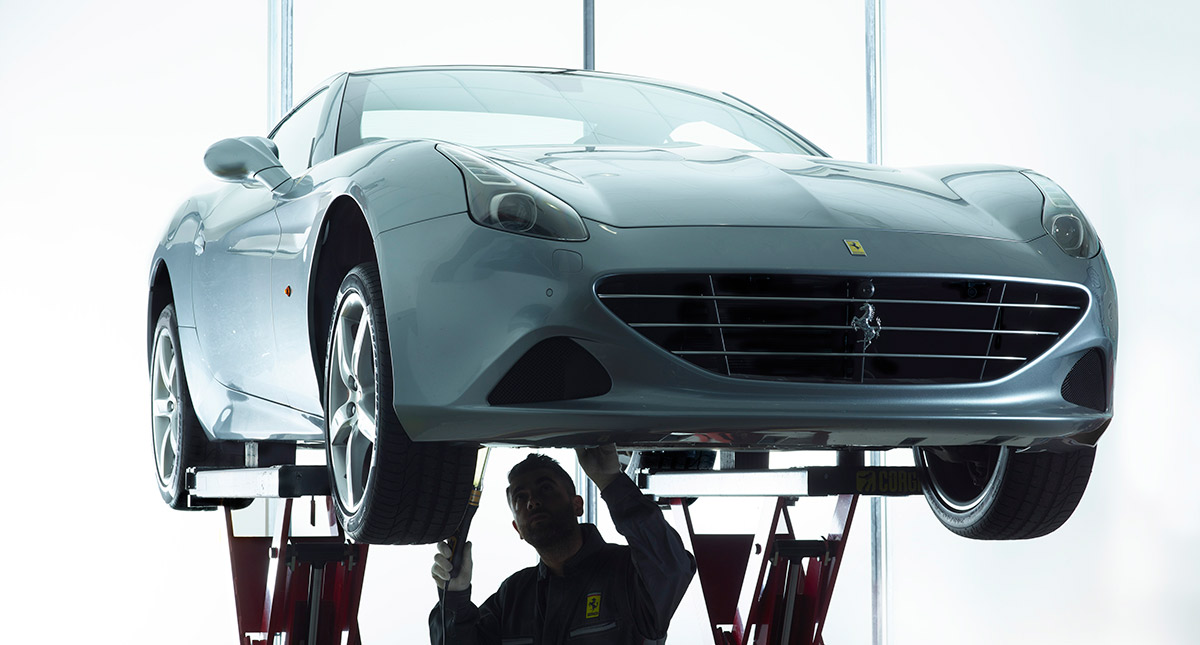 Ferrari Approved Launched In Ph
